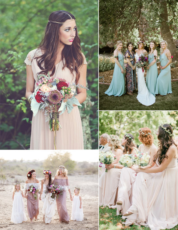 photo from: http://www.tulleandchantilly.com/blog/tag/bohemian-bridesmaid-dresses/